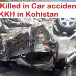 6 Killed in Car accident on KKH in Kohistan